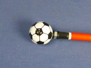 Fußball Langstockkugel