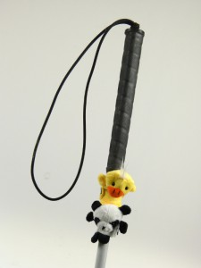 Ente und Pandabär, Schnatterlinda und Panda