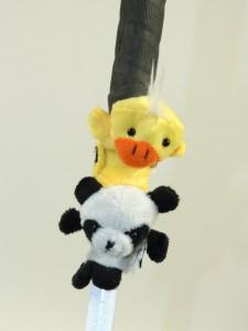 das Bodygard Team, Schnatterlinda und Panda
