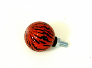 Langstock Tigermuster